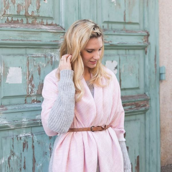 DIY This Cozy Scarf + Three Ways to Wear It