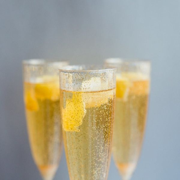 Ring in the New Year With a Classic Champagne Cocktail Recipe
