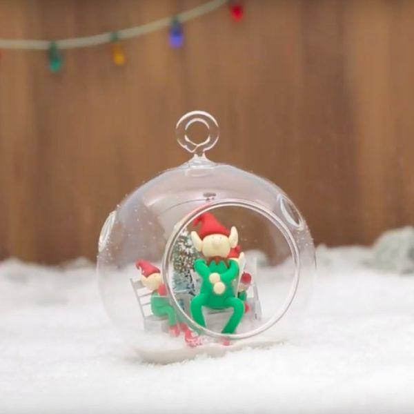 Make It Mini: A Wee Elf Terrarium