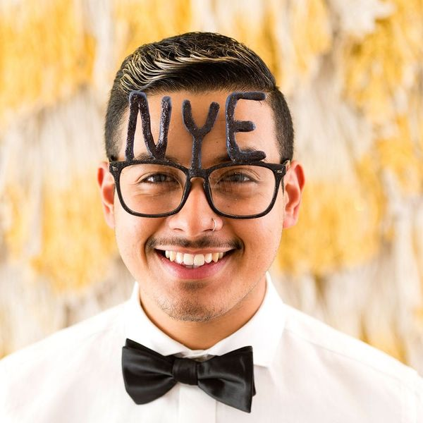 Ring in the New Year With These DIY 2017 Frames