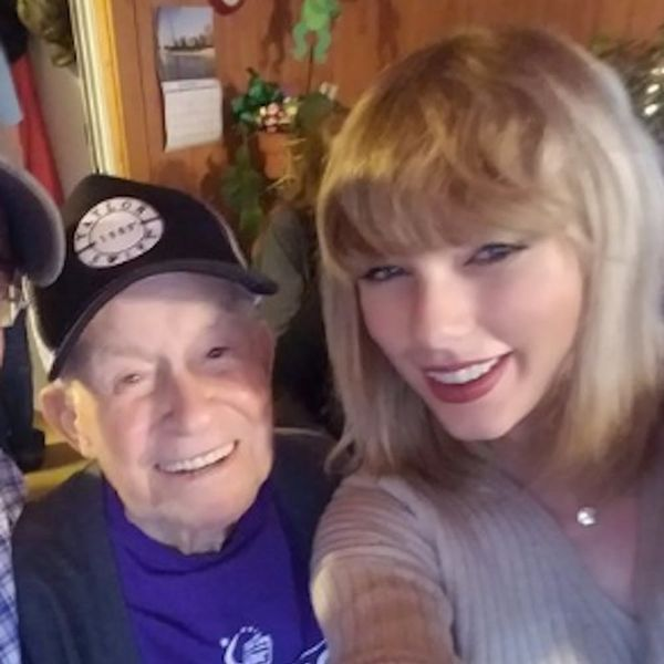 Morning Buzz! Taylor Swift Surprising a World War II Veteran with a Concert at His House Will Give You Hope for the World + More