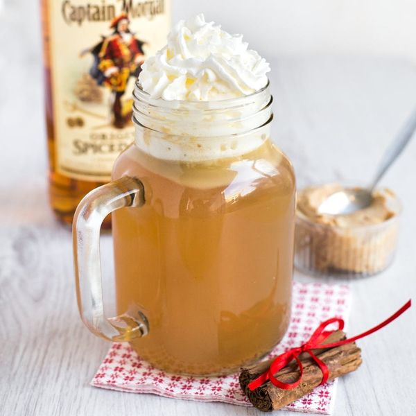 Warm Up Your Winter With Hot Buttered Rum!