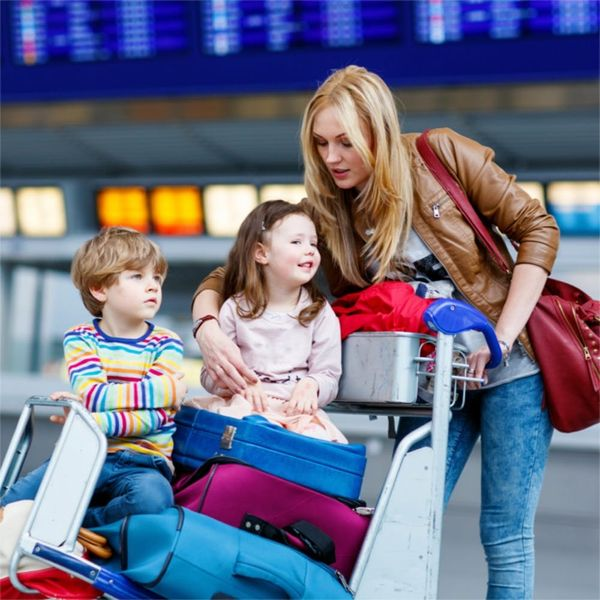 This New App Simplifies Traveling With Tots