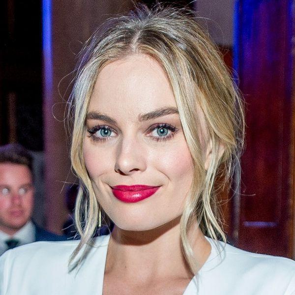 Margot Robbie's Wedding Dress Was Sentimental AF and You'll Love Why