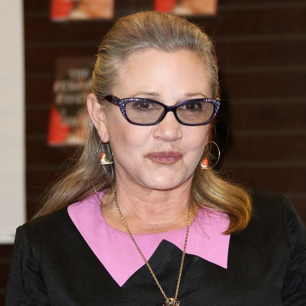 Celebs React to the News of Carrie Fisher's Heart Attack