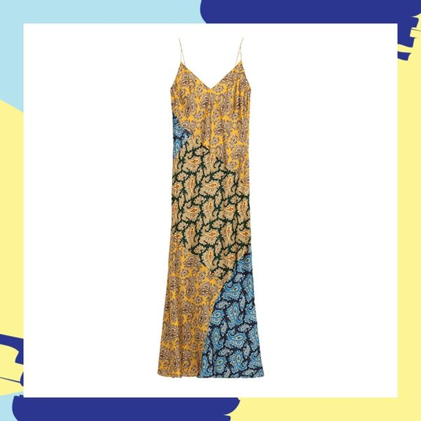 3 Stylish Ways to Get the Most Wear Out of a Patchwork Dress