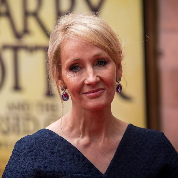 You Need to Check Out J.K. Rowling's Words of Wisdom on the Presidential Debate