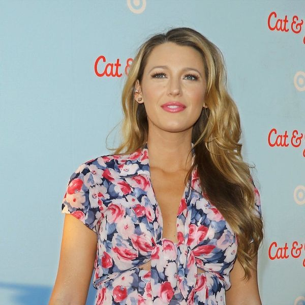 Here's Why Blake Lively Hiding at the Gym Is All of Us