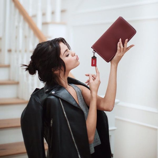 OMG Selena Gomez Is the New Face of Coach and We're Flipping Out