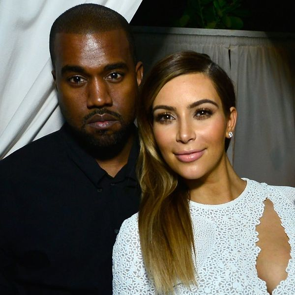 Kim and Kanye Just Made Their First Public Appearance Together Since October