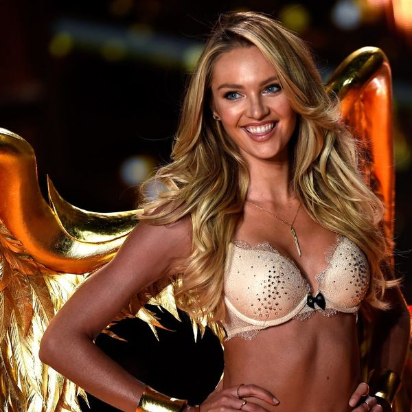 Candice Swanepoel's Provocative Breastfeeding Pic Will Make You Cheer