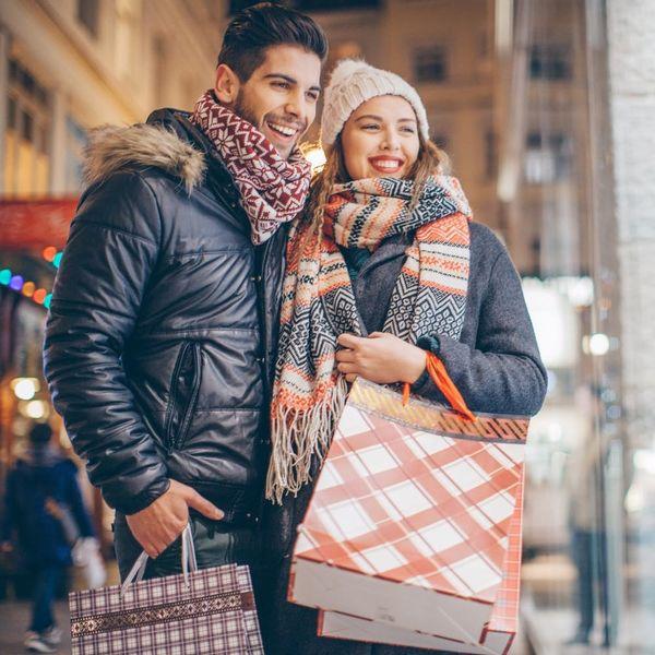 5 Perks of Holiday Shopping IRL