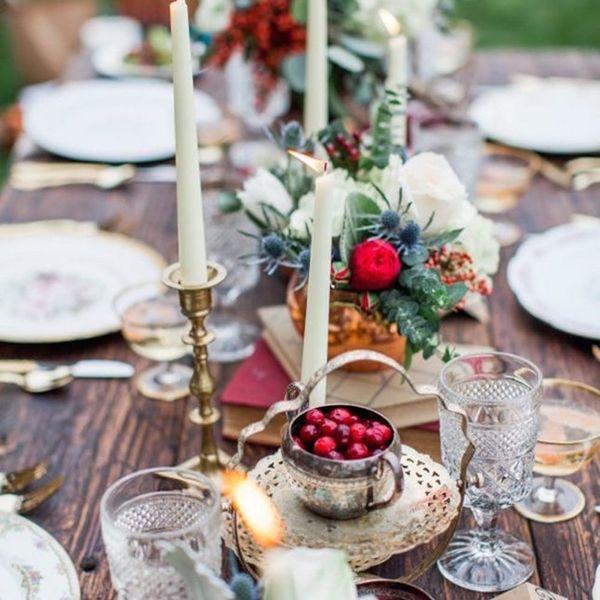 20 Gorgeous Winter Fruit Wedding Decor Ideas