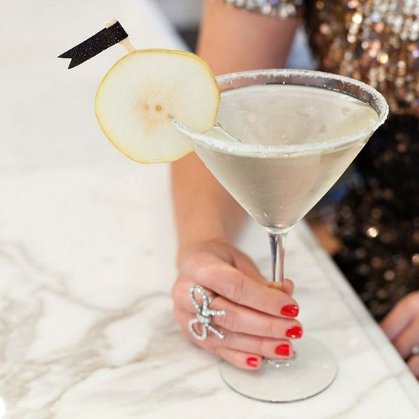 16 Chic New Year's Eve Cocktails to Raise When the Ball Drops