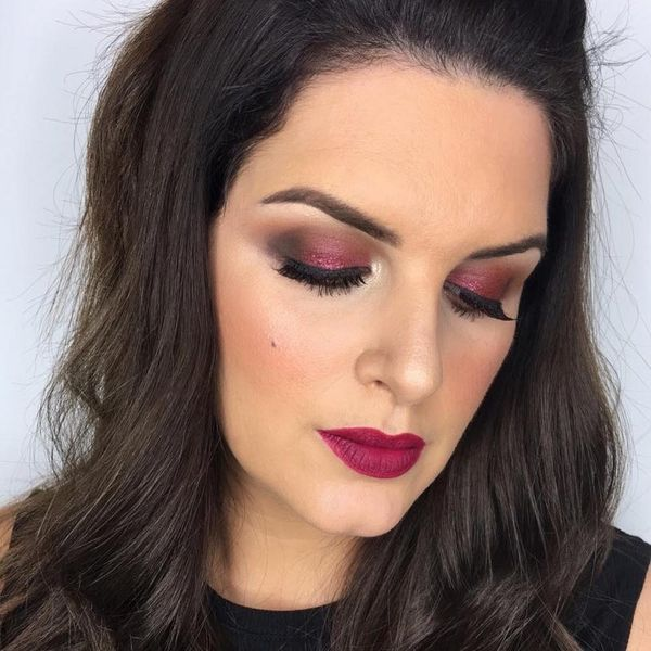 Your Go-To Smokey Eye Just Got a Holiday Makeover