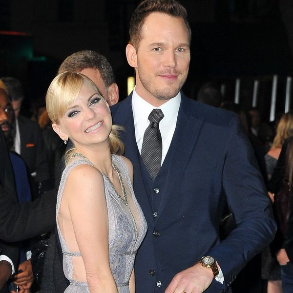 This Is the Super Sweet Gesture Chris Pratt Makes for Wife Anna Faris Every Week