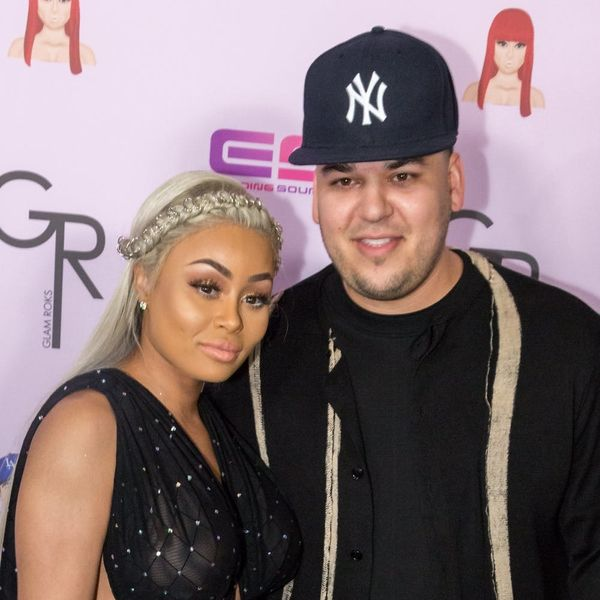 Blac Chyna May Have Just Left Rob Kardashian Before Christmas Over These Texts