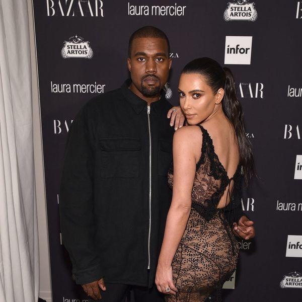 Kim and Kanye's Christmas Decorations Will Put Yours to Shame