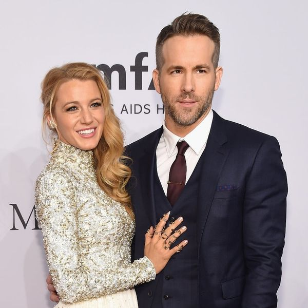 Blake Lively and Ryan Reynolds Pose for Their First Public Pic Together Since Baby #2