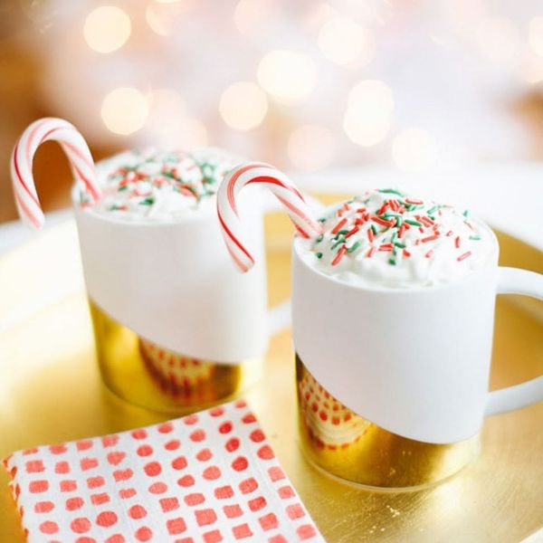 9 Holiday-Inspired Peppermint Cocktail Recipes
