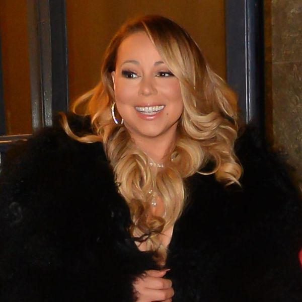 Mariah Carey Is Still Wearing Her $10 Million Engagement Ring Post-Breakup