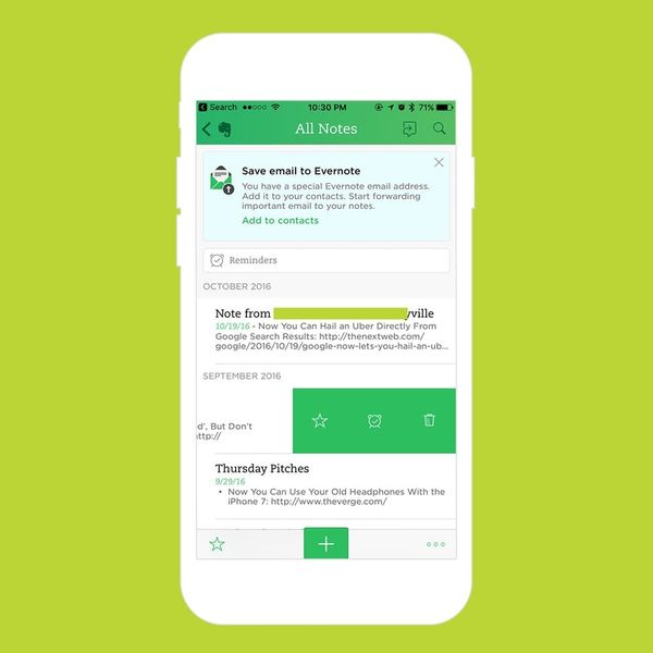 How to Become an Evernote Power User (and Get Organized AF)