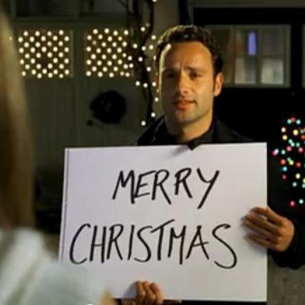 Here's What Happens When You Finally Realize Love Actually Is a Terrible Movie