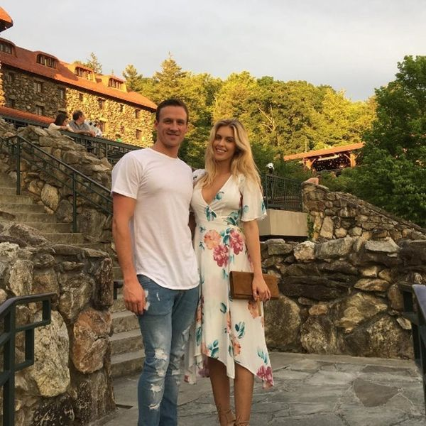 Ryan Lochte Announces He's Expecting His First Child In the Sweetest Underwater Pic