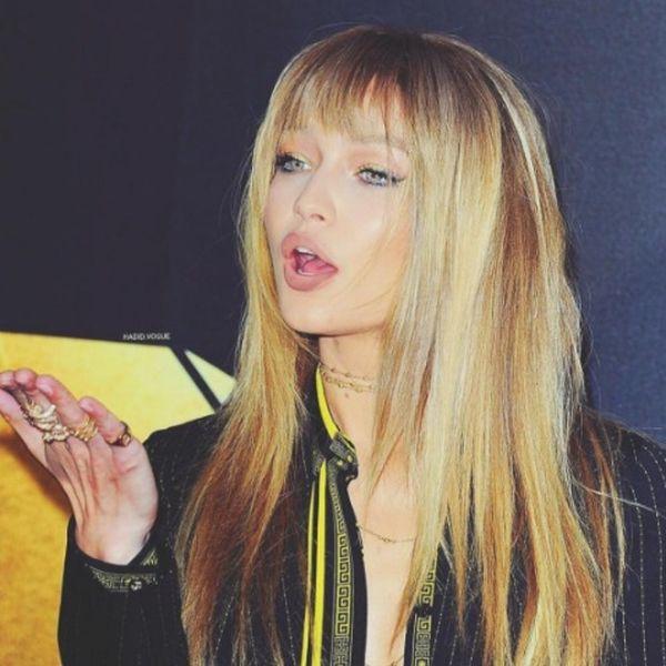 Gigi Hadid Is Now a Brunette