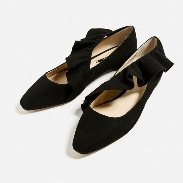 10 Party-Perfect Flats That Will Make You Forget You Ever Wore Heels