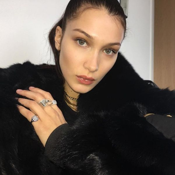 Bella Hadid's Everyday Meal Is NOT AT ALL What You'd Expect