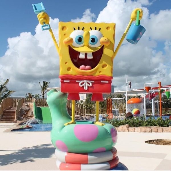 SpongeBob Fans Can Now Vacation in His Giant Pineapple House
