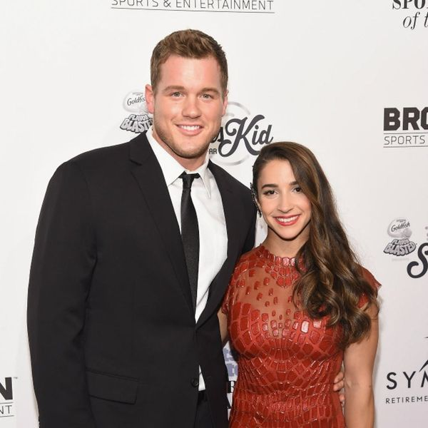 Aly Raisman and Colton Underwood Prove You Can Find Love Online