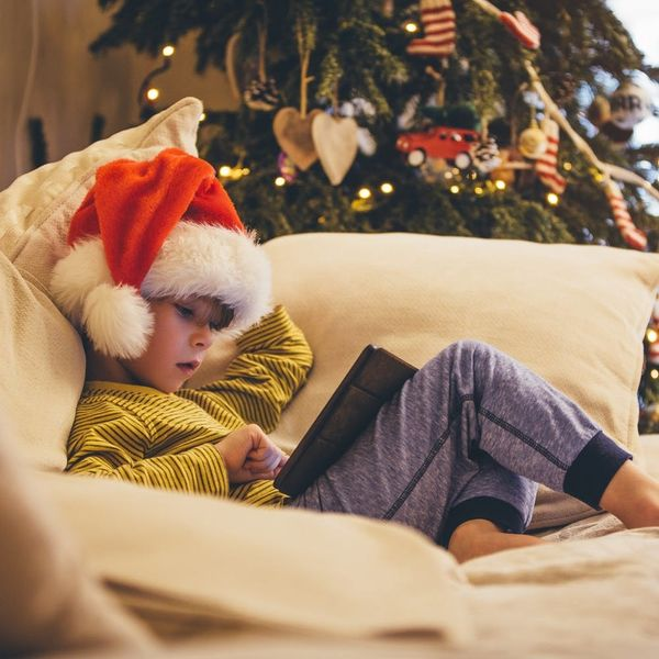 This Cool New Bot Will Let Your Kids Chat With Santa