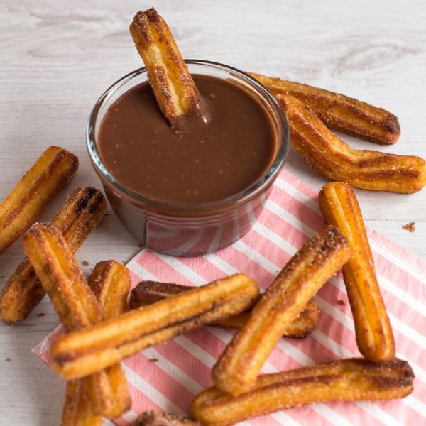 Spice Up Your Dessert With Mexican Chocolate Cayenne Churros
