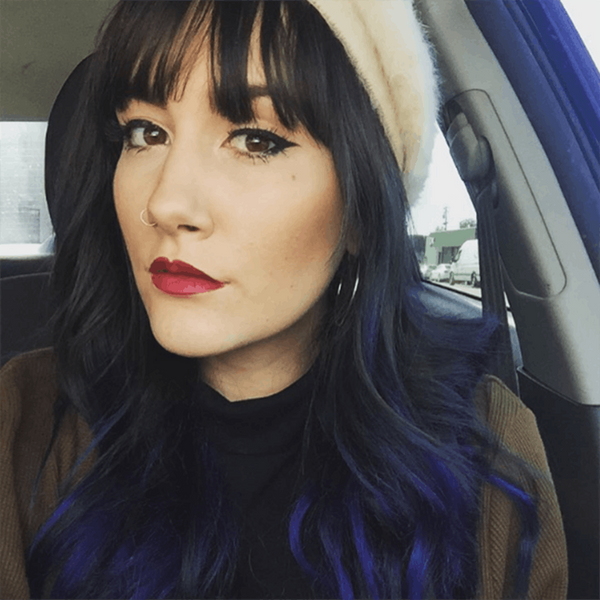 These 10 Cool-Girl Hairstyles Will Make You Want Bangs STAT