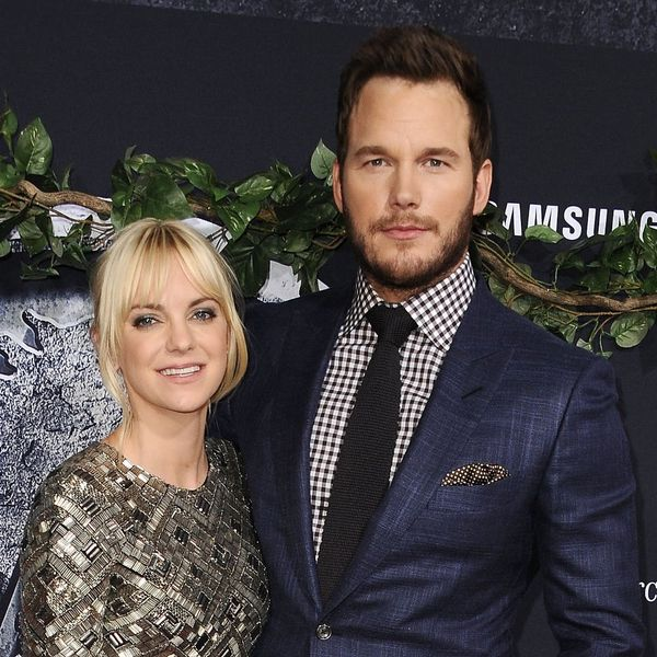 Chris Pratt Says He and Anna Faris Will Finally Be Starring in a Movie Together