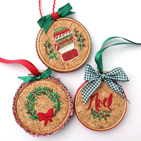 Make These Christmas Tree Ornaments With This FREE Project Guide