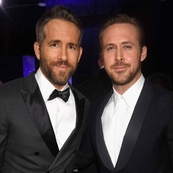 Ryan Reynolds & Ryan Gosling Posing Together Will Put Your Crushes into Overload
