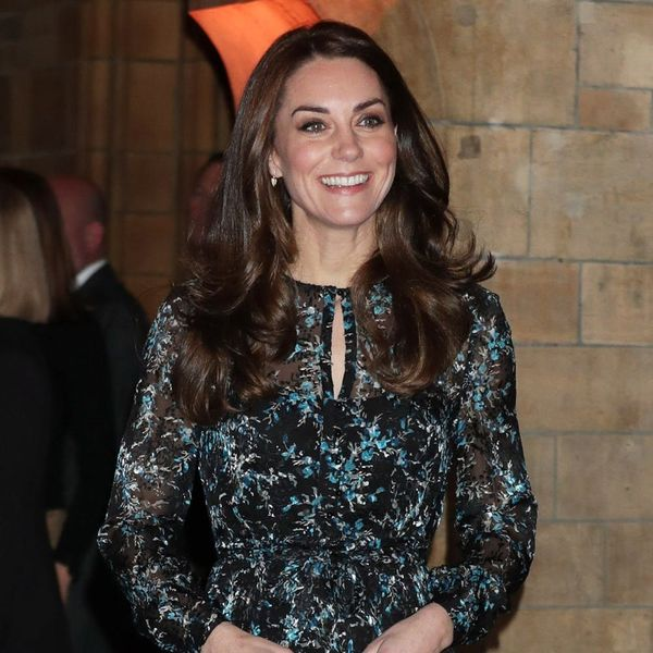 Kate Middleton Just Wore Her Most Stunning (and Sentimental) Piece of Jewelry Yet