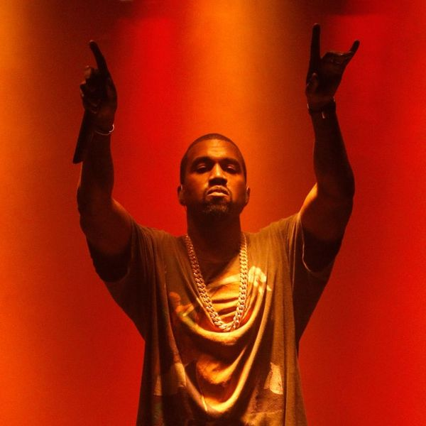 You're Not Going to Believe What Kanye West Is Doing During His Recovery