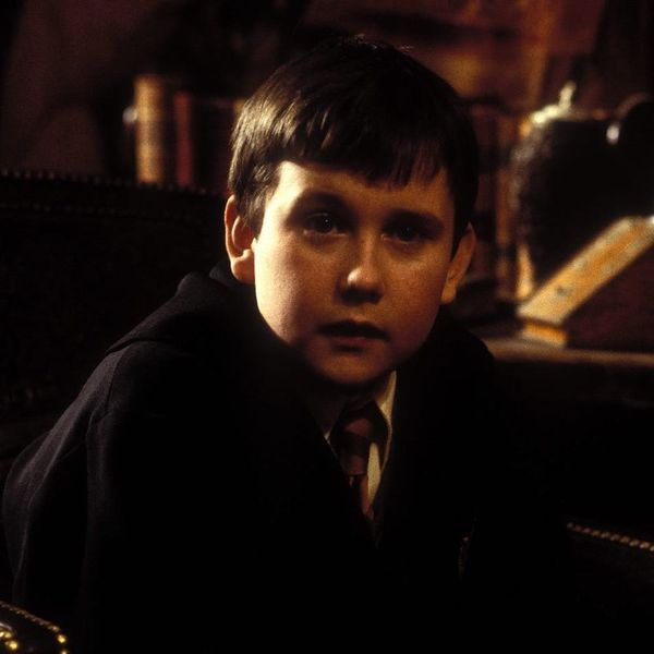 You Won't Believe Where the Real Life Neville Longbottom Met His Future Bride