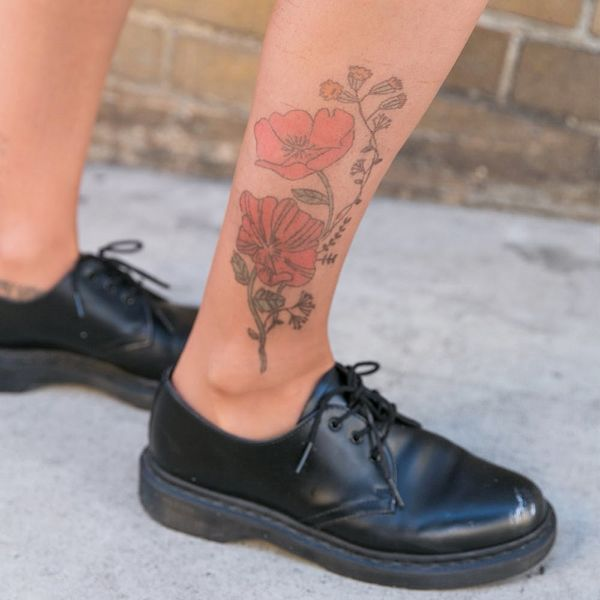 Take Tempory Tattoos to the Next Level With These Tights