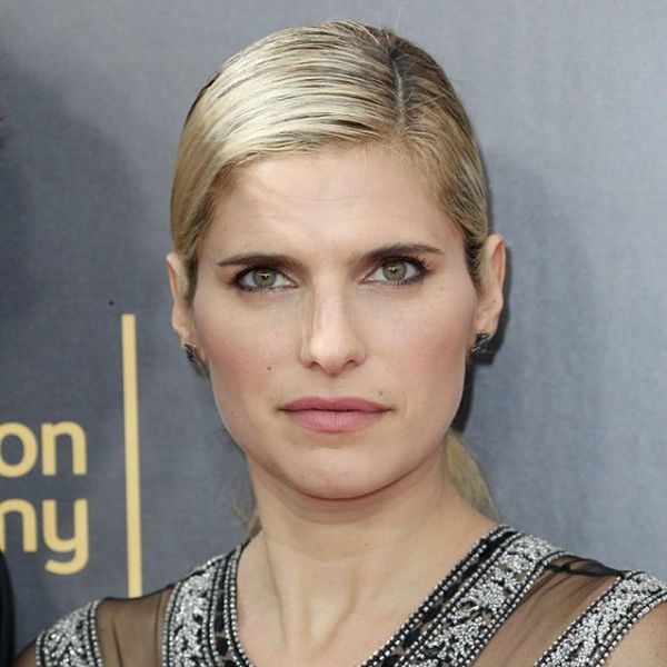 Lake Bell Just Debuted Her Baby Bump in the Most Glam Way Possible