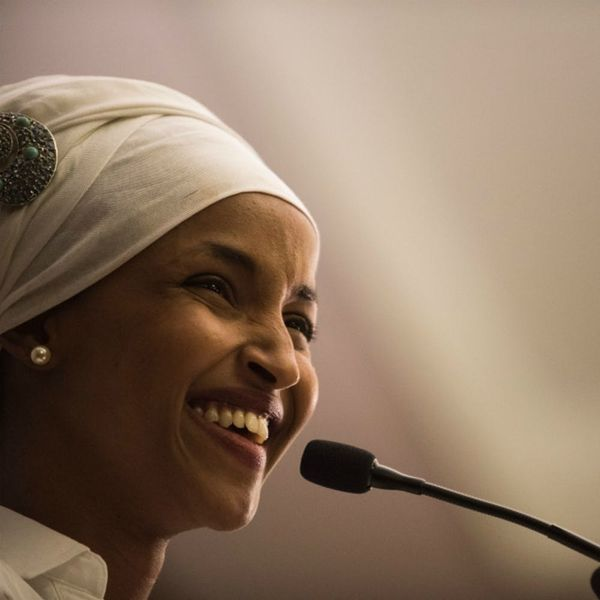 This Somali-American Representative Was Harassed on Her First Visit to DC