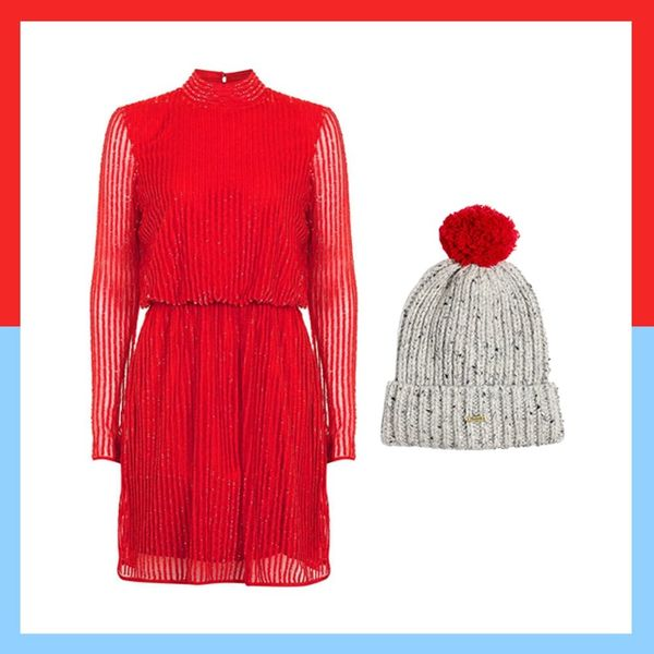 12 Non-Cheesy Ways to Style Your Glitzy Holiday Dress for Any Occasion