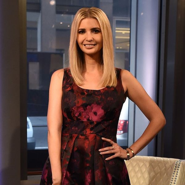 A Cup of Coffee With Ivanka Trump Is Going for $50,000 Online