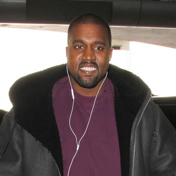 You'll Be Shocked by Kanye's New Look