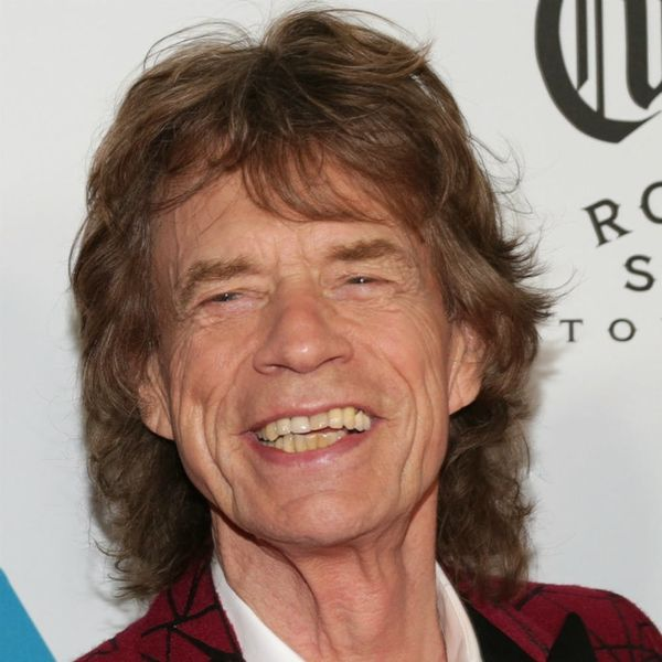 Mick Jagger Is a Dad Again at the Ripe Old Age of 73