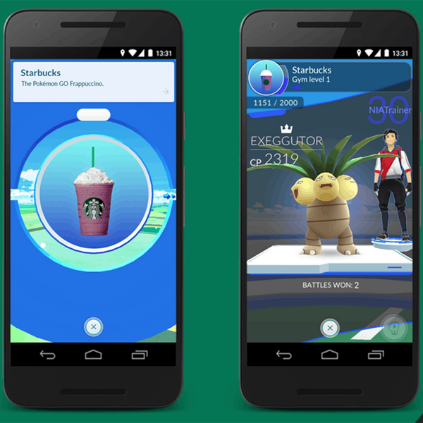 Starbucks' New Pokemon Go Frappuccino Has Taken Everyone By Surprise